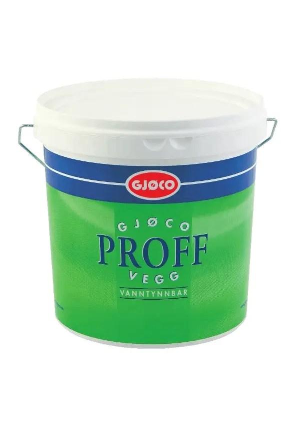 GJØCO PROFF 07