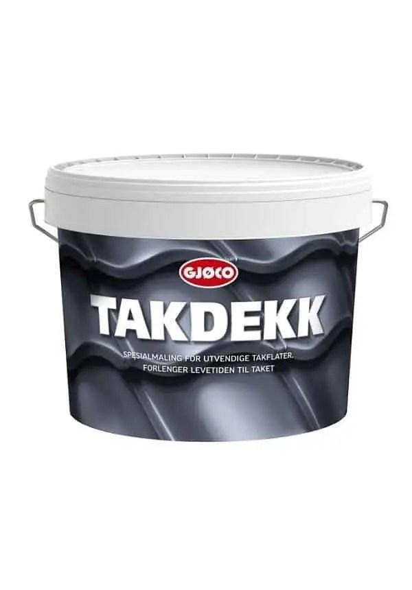 GJØCO TAKDEKK