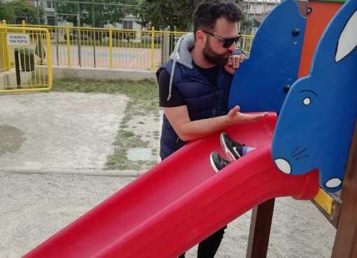Σταύρος Πανταζίδης: «Δίπλα στους πολίτες για τη Ν. Ιωνία που αγαπάμε»