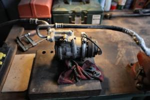 Top air conditioning problems and solutions-Compressor