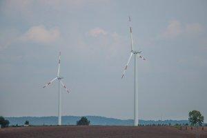 Lightning AC or DC - wind turbine