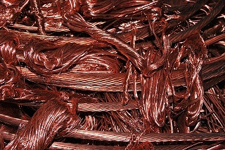 Relation between resistance and temperature- copper wire