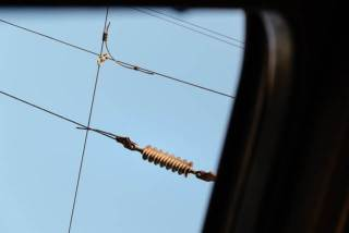 Why are U type jumpers provided in an overhead transmission line- Electric cable
