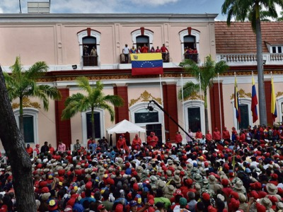 Image result for Can Venezuela and Its Neighbours Survive the Coming War?