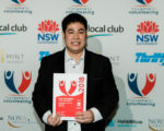 Chau Au, Sydney City finalist for the 2018 NSW Young Volunteer of the Year.  The Centre for Volunteering NSW.