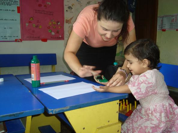 Volunteer Programs India