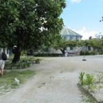 centre of school compound