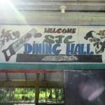 dining hall sing
