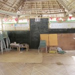 inside the preschool building