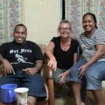Tiitau, Joyce and Mariemoa