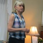 Sheila MacCrimmon - guest speaker