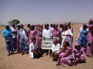 Internal Women's Day, Kolofata Cameroon