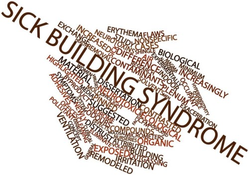 Sick Building Syndrome Graphic