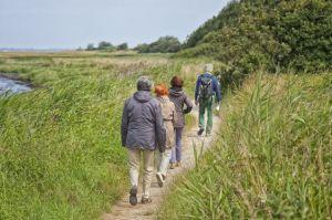 viaggio di gruppo trekking