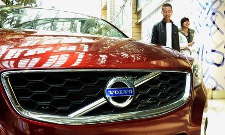 Volvo wybuduje fabrykę w Stanach