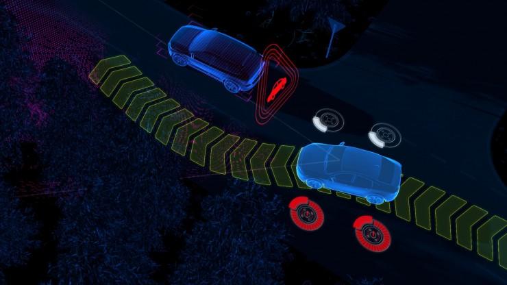 Innowacyjny system bezpieczeństwa od Volvo