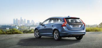 Volvo Modell V60 Probefahrt