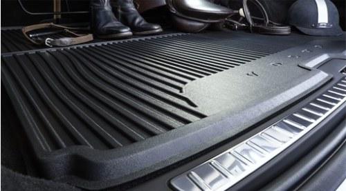 Volvo Schutzmatte Kofferraum Winter Gadgets