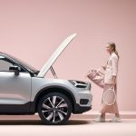 Volvo Xc40 Recharge Pure Electric Volvo Cars