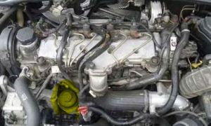 How to change engine oil Volvo D5 24D D3 D4 Diesel Engines