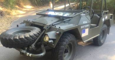 Volvo Military 4x4 Jeep Thing