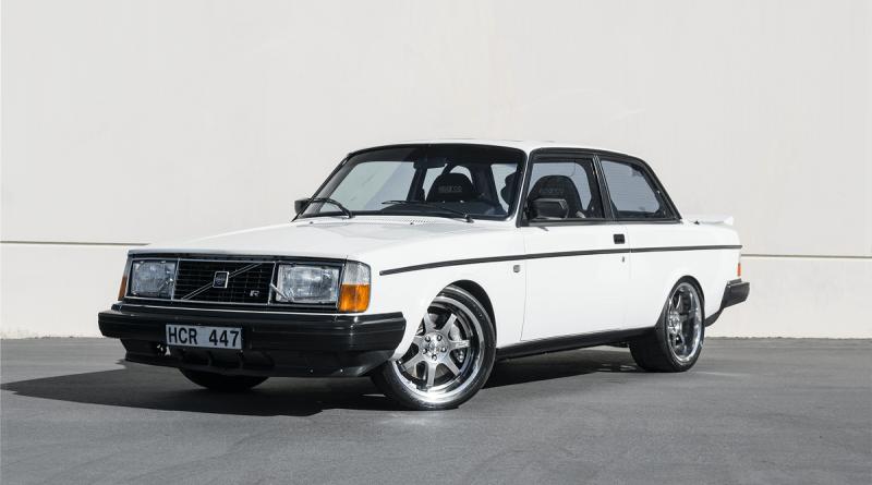 1984 Volvo R Design S60R Engine