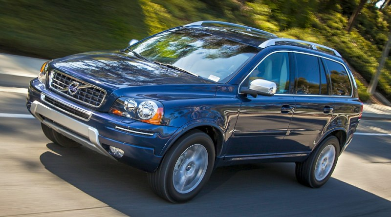 No one has died in a Volvo XC90 It's True