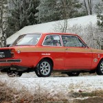 Classic Iron 1970 Volvo 142 Rally Car Is Up For Sale