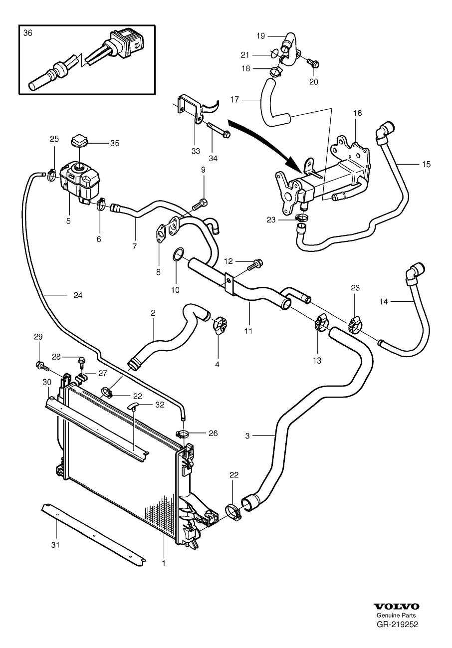 2000 volvo s40 engine oil cooler wiring diagram photos for help your strange find on one of my expansion tank hoses need assistance or rh s swedespeed