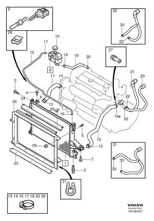 Engine Additionally Xc90 Volvo Ac System Diagram As Well