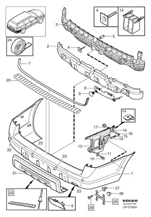 Volvo Xc70 Cross Country Wiring Diagram | Wiring Library