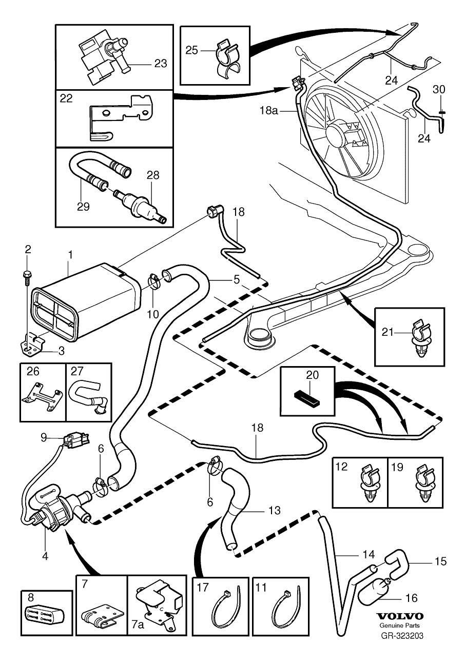2004 volvo xc90 wiring fan wiring diagrams