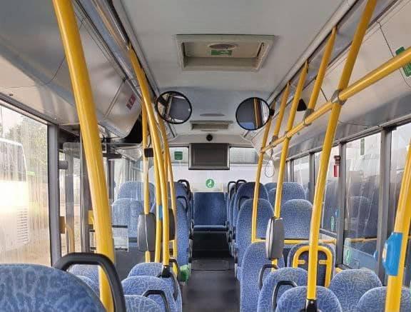 У Луцьк прямують 22 нідерландські автобуси, які курсуватимуть замість маршруток
