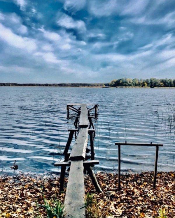 Осіння магія Шацьких озер. ФОТО | ВолиньPost