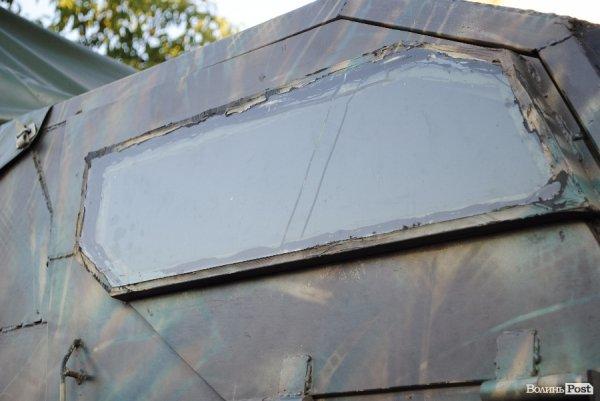Волинські волонтери відправили «танк» в АТО. ФОТО. ВІДЕО