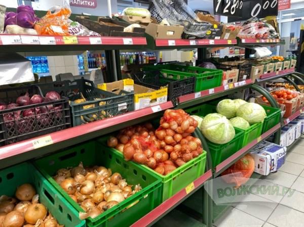 В Волгоградской области цены на продукты растут без ...