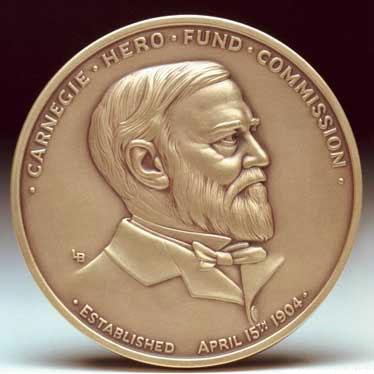 Carnegie Hero Fund Medal