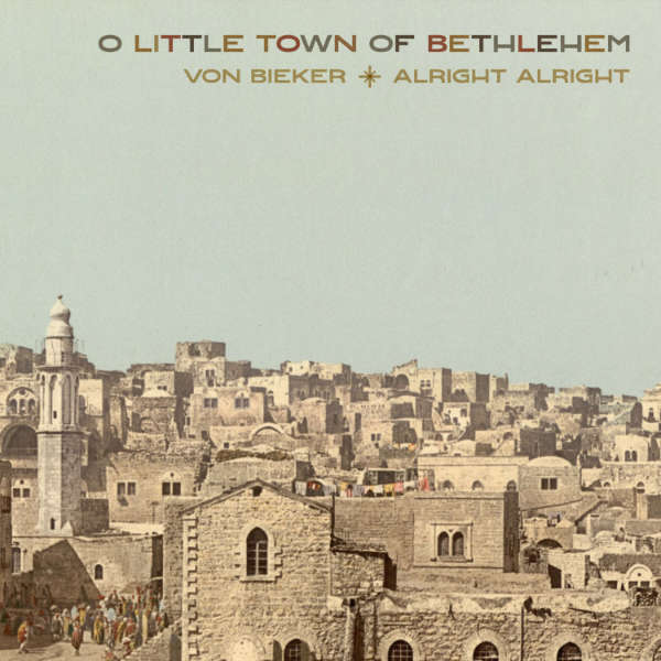 O Little Town Of Bethlehem Cover Art