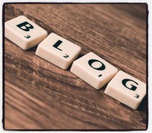 Blog; blogger; bloggen