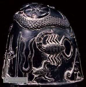 ZP-Kudurru black limestone c 1100 BC4 Edited