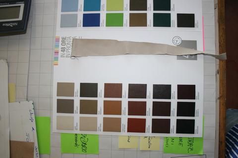 Farben für die Kollektion 2014