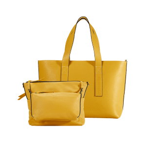 "Package ""Gina"": INSIDER + Business Bag Travel – Maisgelb"
