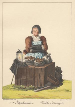 VONsociety: Wiener Schnecke,Wiener Schneckenweib ©Gugumuck