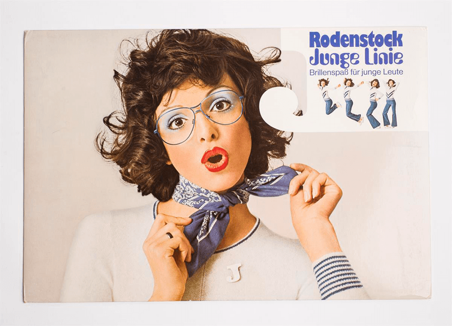 VONsociety: Rodenstock, How we see the World, Rodenstock Werbesujet