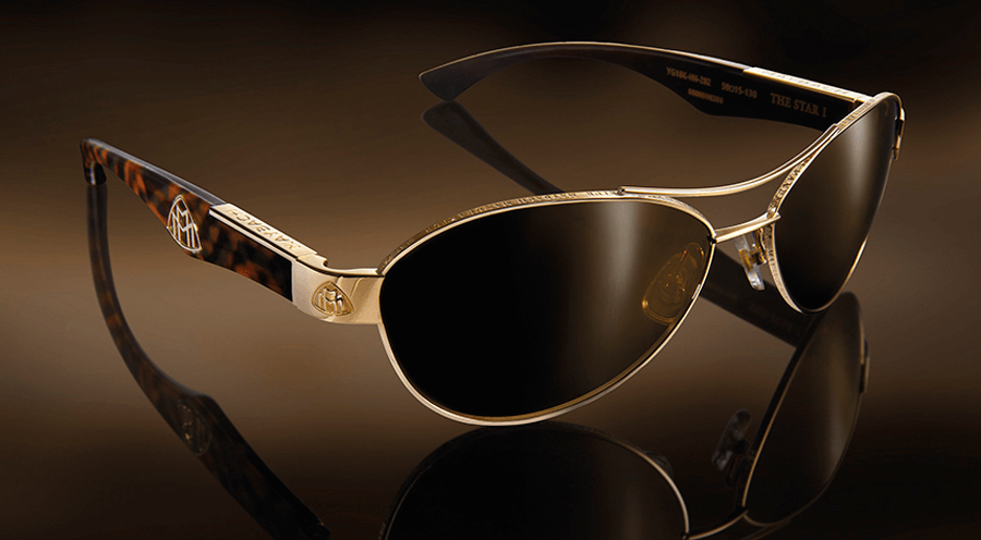 VONsociety: MAYBACH: Edle Brillen, MAYBACH Brille in Echtgold