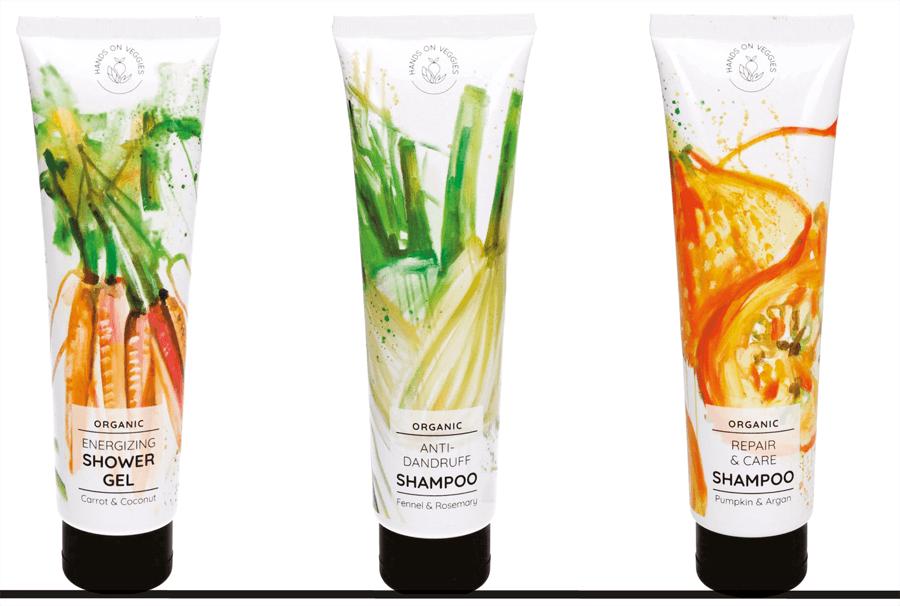 VONsociety: Mangolds, Hands on Veggies Duschgel und Shampoo