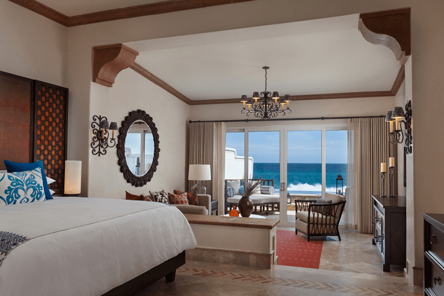 VONsociety: One&Only Palmilla Los Cabos, Ocean front Casita Junior Suite © Kerzner International