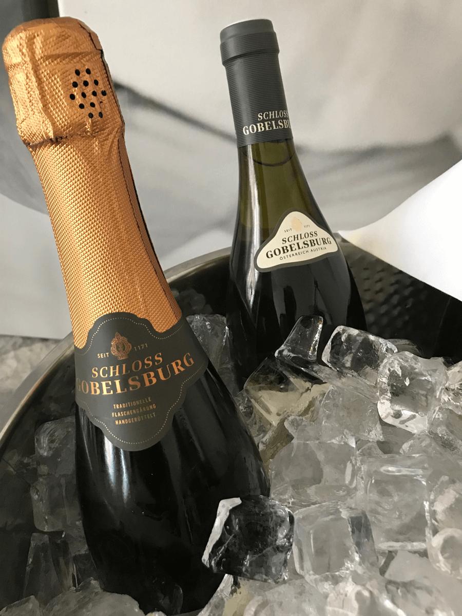 VONsociety: Open House, Sekt und Wein von Schloss Gobelsburg