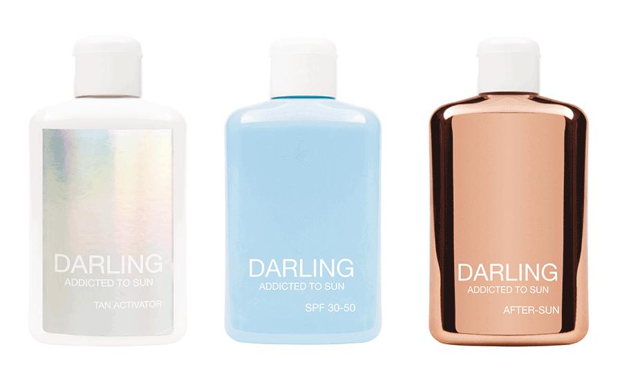 VONsociety: Sonnenschutz der italienischen Marke Darling. Produkt