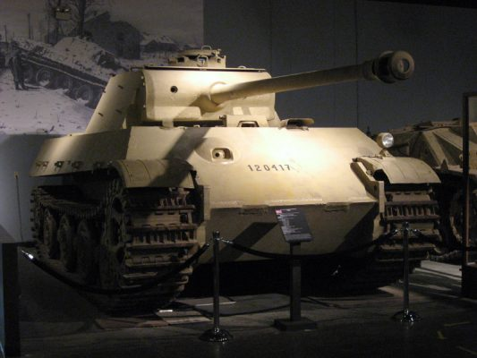Panther II – Cenni storici (historical notes)